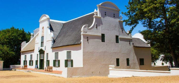 Groot Constantia a WWF Conservation Champion