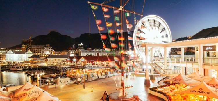 V&A Waterfront awarded Safe Travels stamp
