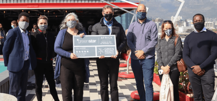 The V&A Waterfront scoops another sustainability accolade