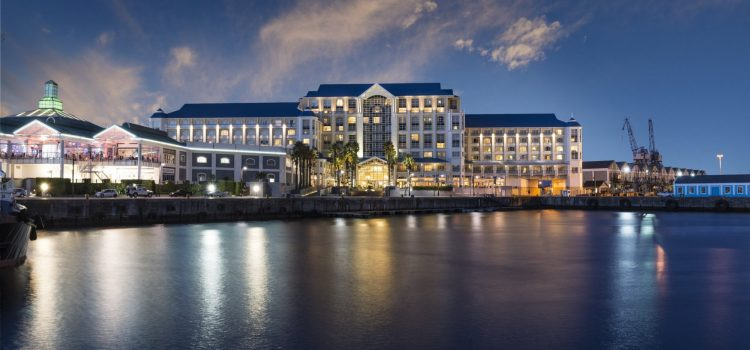 The Table Bay hotel lends Mitchell's Plain school a hand